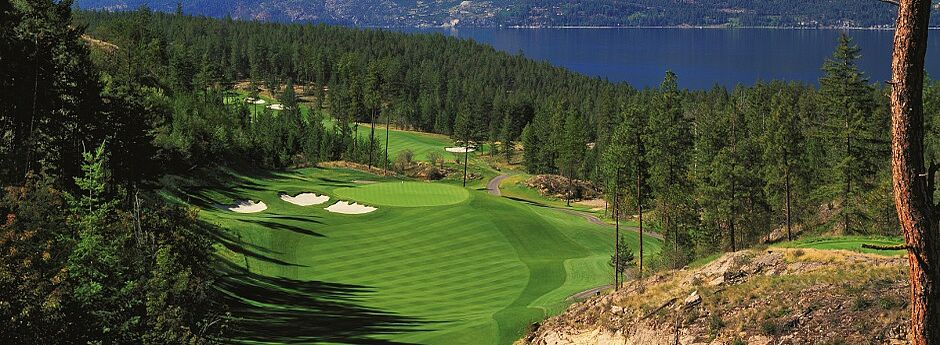 Ridge Golf Course, Vernon, British Columbia